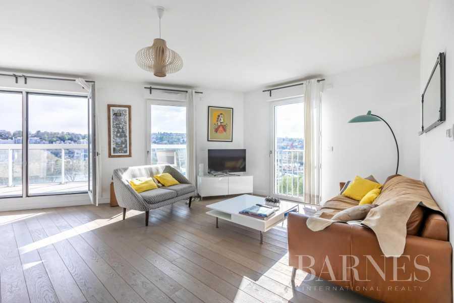 Boulogne-Billancourt  - Appartement 4 Pièces 3 Chambres