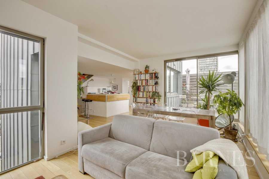 Boulogne-Billancourt  - Appartement 5 Pièces 4 Chambres