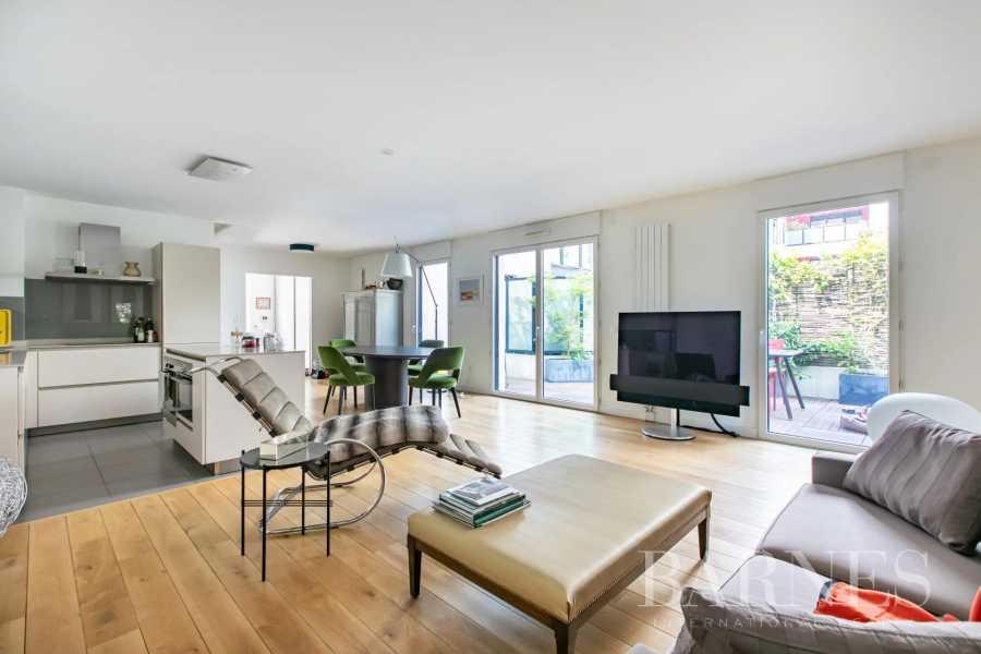 Boulogne-Billancourt  - Maison 6 Pièces 4 Chambres