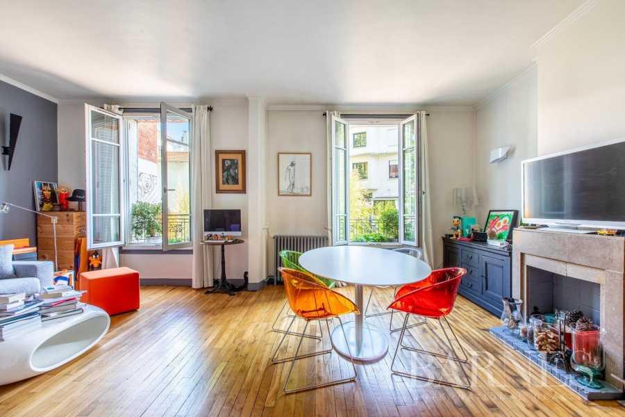 Boulogne-Billancourt  - Piso 3 Cuartos 2 Habitaciones
