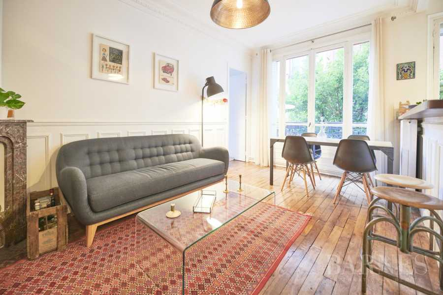 Barnes Boulogne Exclusive - Old apartment with charm - 2 bedrooms picture 12
