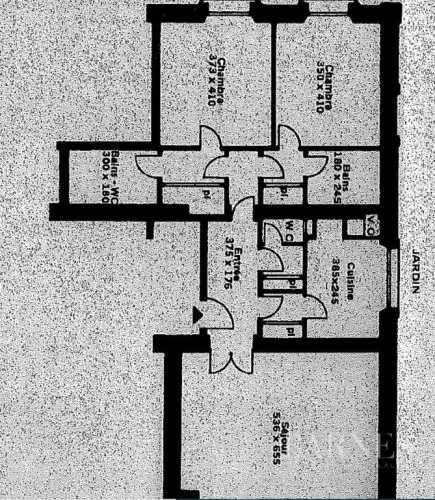Apartment Boulogne-Billancourt  -  ref 4127031 (picture 1)