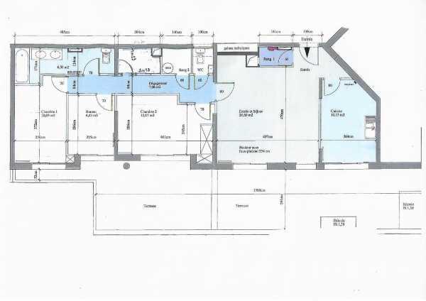 Appartement, Boulogne-Billancourt - Ref 3251019