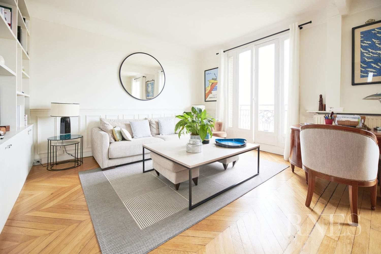 Boulogne-Billancourt  - Piso 3 Cuartos 2 Habitaciones - picture 2