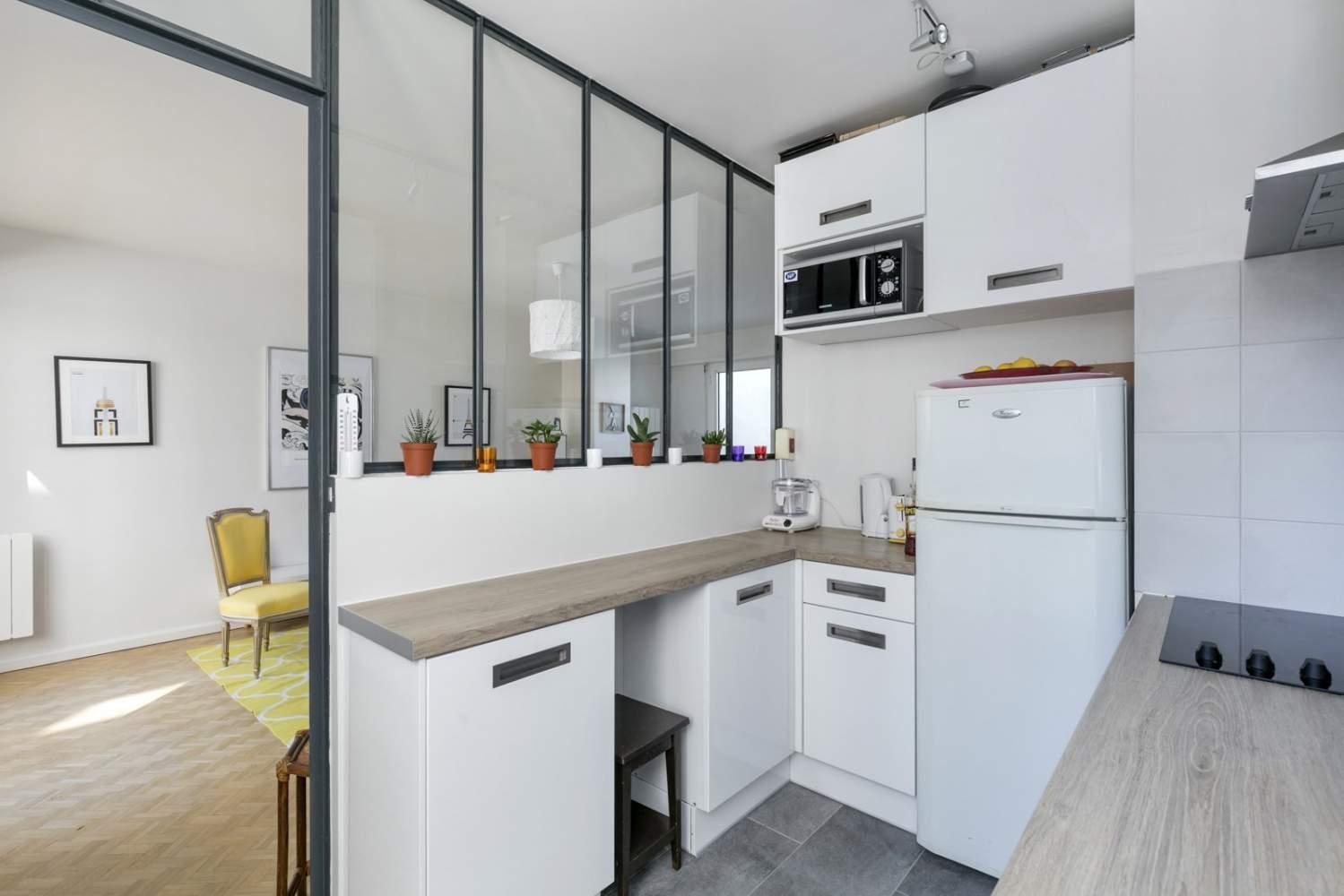 Boulogne-Billancourt  - Piso 2 Cuartos, 1 Habitacion - picture 4