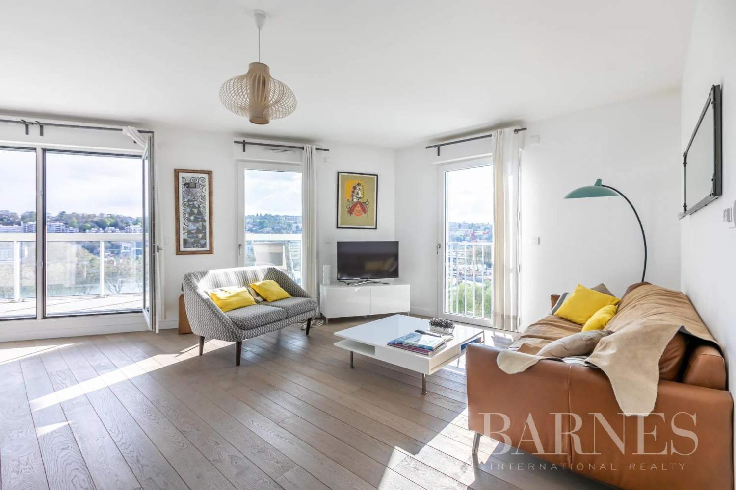 Boulogne-Billancourt  - Appartement 4 Pièces 3 Chambres - picture 2