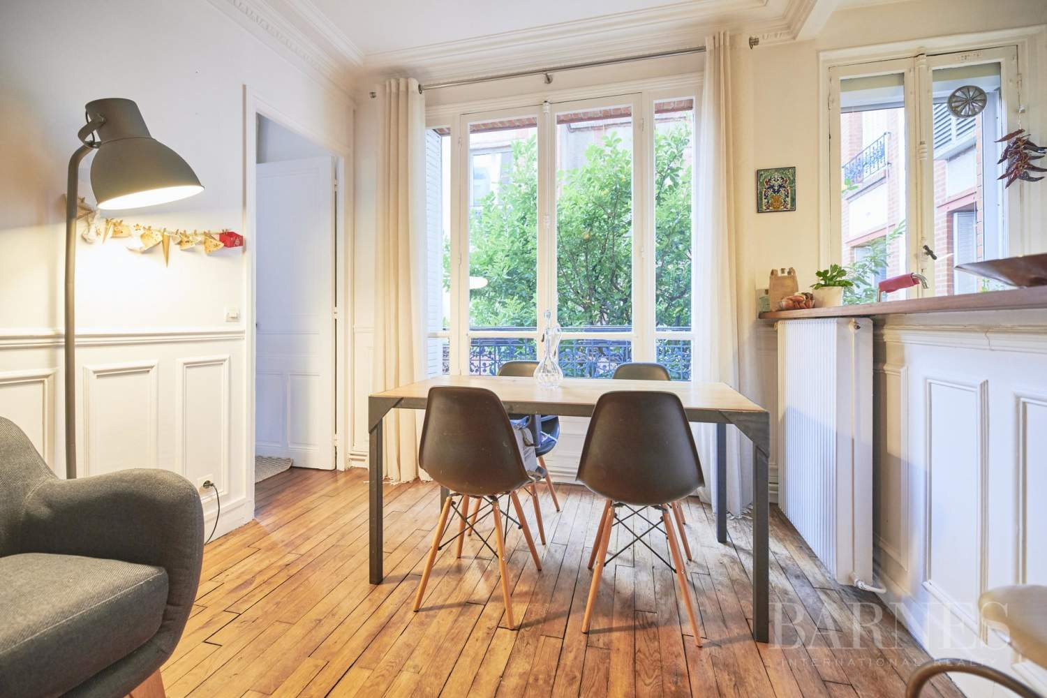 Barnes Boulogne Exclusive - Old apartment with charm - 2 bedrooms picture 2