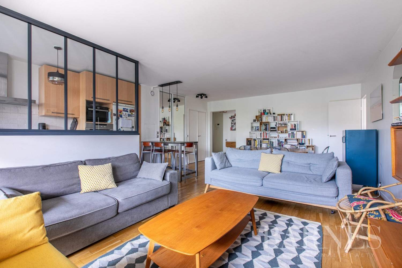 Boulogne-Billancourt  - Piso 4 Cuartos 3 Habitaciones - picture 4