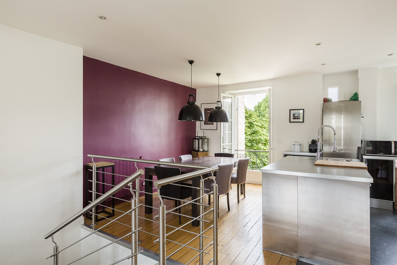 Boulogne-Billancourt  - Appartement 5 Pièces 3 Chambres - picture 4