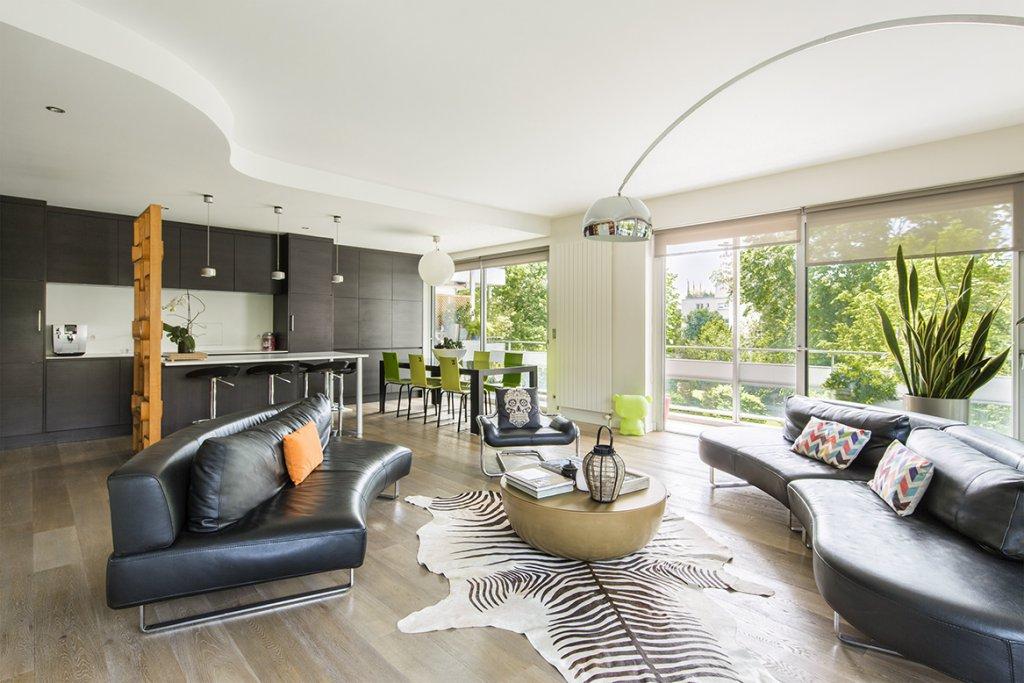 Boulogne-Billancourt  - Appartement 5 Pièces 3 Chambres - picture 1
