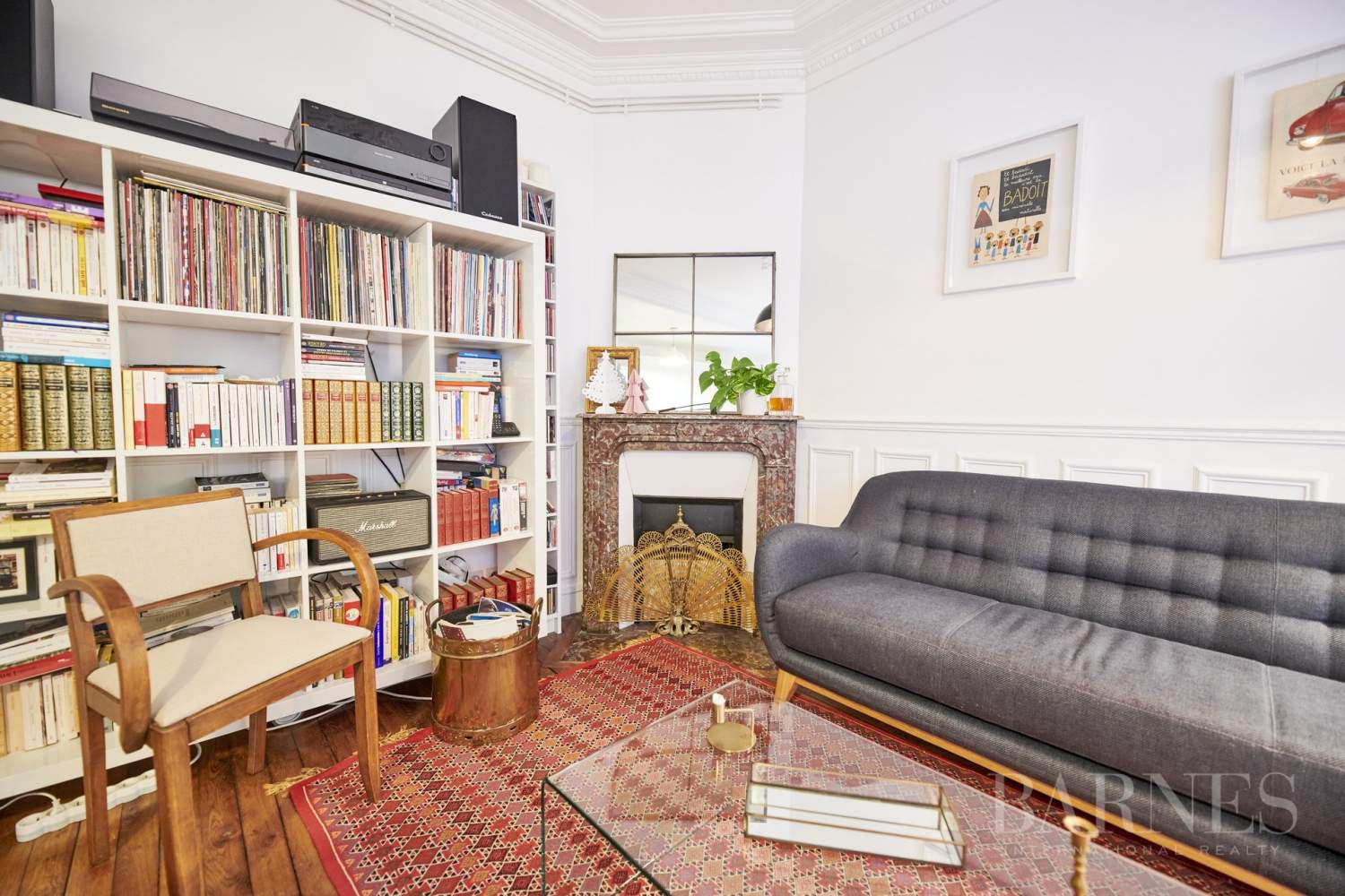 Barnes Boulogne Exclusive - Old apartment with charm - 2 bedrooms picture 1