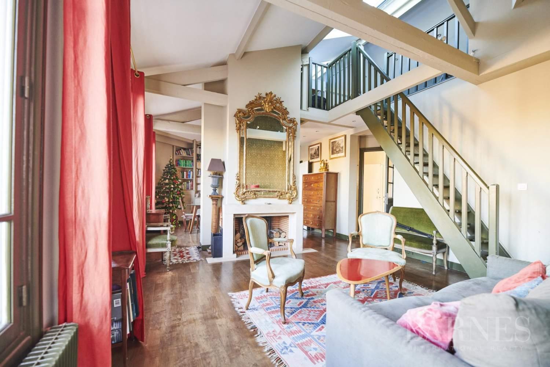 Exclusivité - Boulogne Escudier - Dernier étage - 95m² carrez (117m² habitables) picture 1