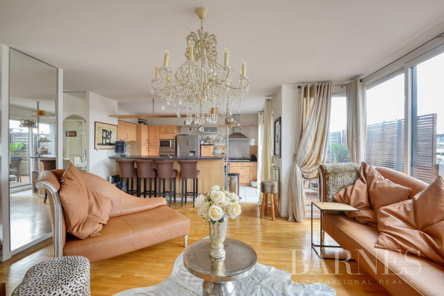 Boulogne-Billancourt  - Piso 6 Cuartos 4 Habitaciones - picture 3