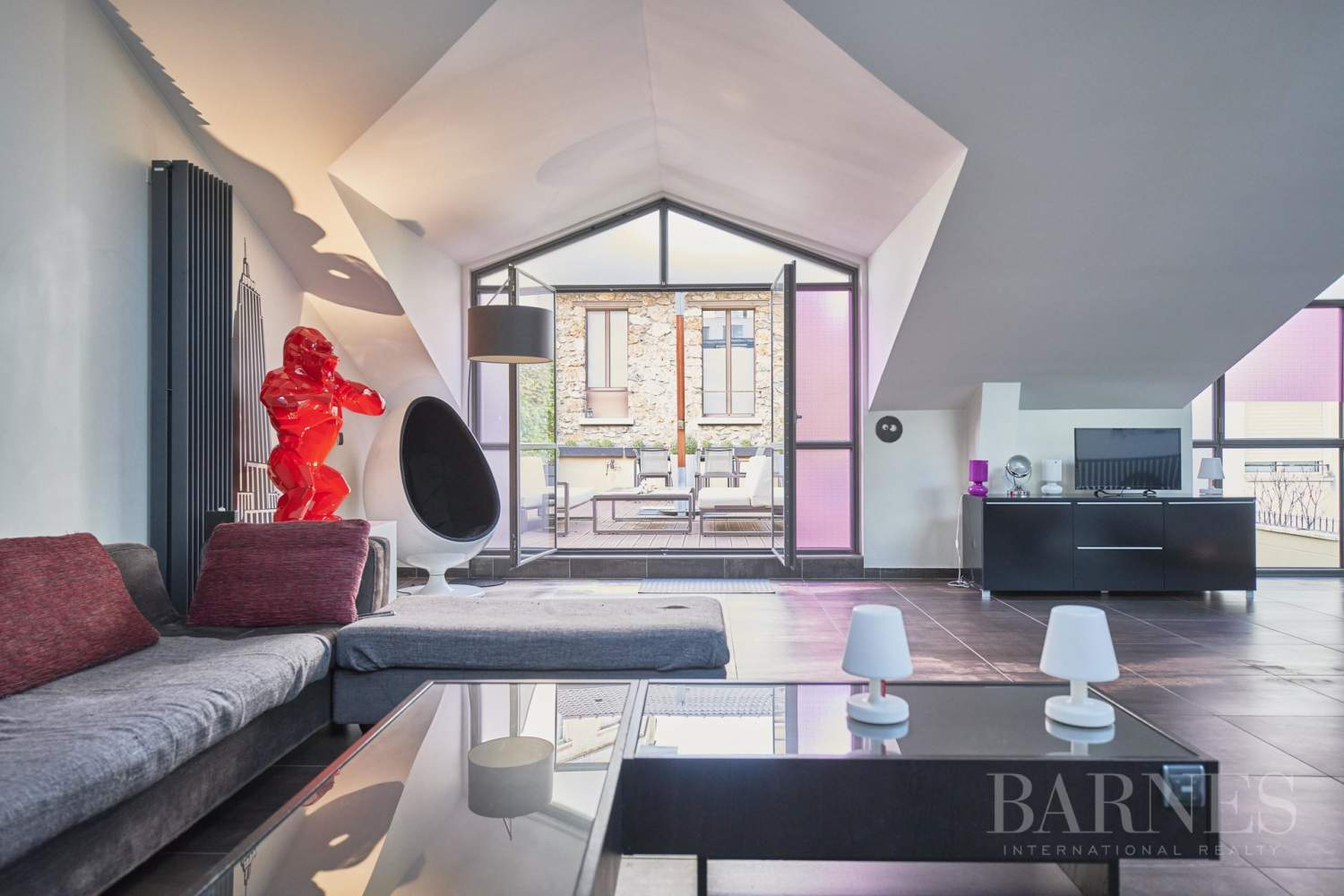 Boulogne-Billancourt  - House 5 Bedrooms - picture 12