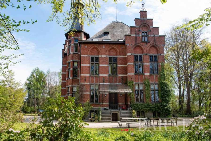 Hoeilaart  - Château 16 Pièces 9 Chambres