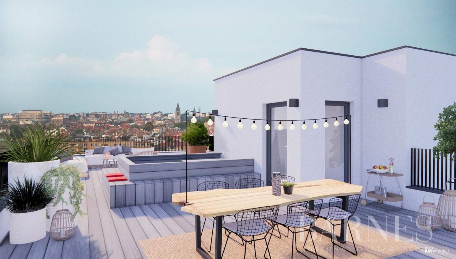 Ixelles  - Appartement 4 Pièces 3 Chambres - picture 1