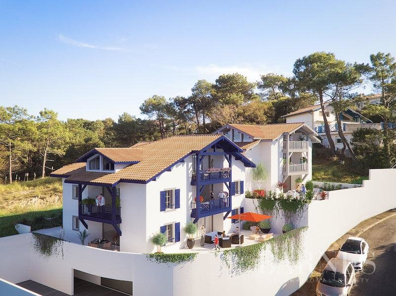 Biarritz  - Appartement 4 Pièces 3 Chambres