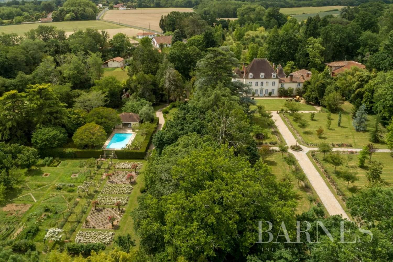Saint-Laurent-de-Gosse  - Château 12 Pièces 10 Chambres - picture 3