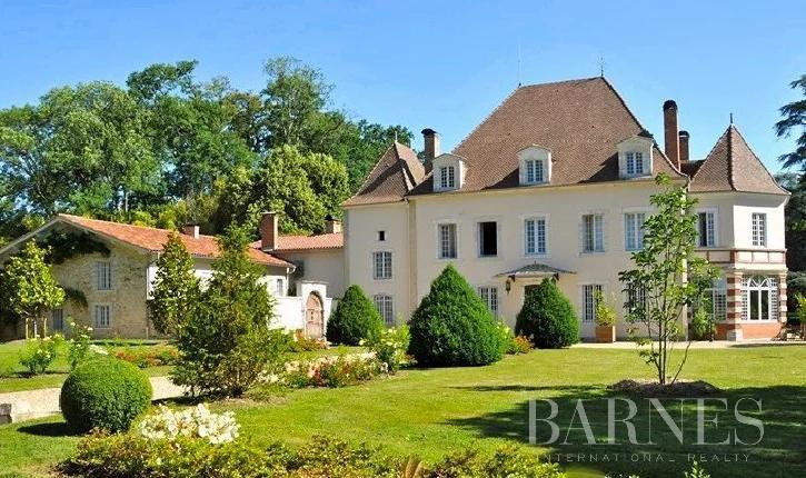 Saint-Laurent-de-Gosse  - Château 12 Pièces 10 Chambres - picture 1