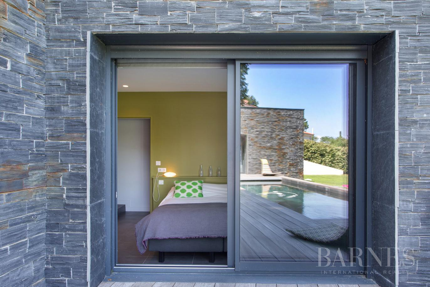 CIBOURE, BORDAGAIN, BEAUTIFUL CONTEMPORARY HOUSE WITH SEA VIEW, 4 BEDROOMS, QUIET picture 14