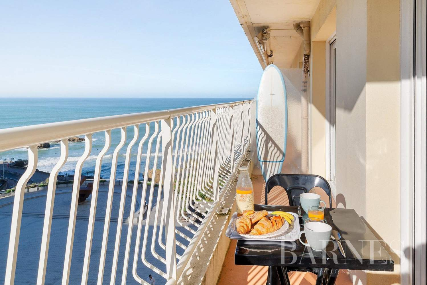 BELLEVUE - BIARRITZ, APARTMENT WITH SEA VIEW & BALCONY picture 1