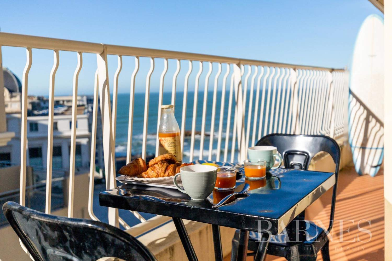 BELLEVUE - BIARRITZ, APARTMENT WITH SEA VIEW & BALCONY picture 7