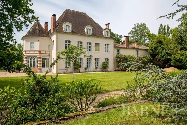 Saint-Laurent-de-Gosse  - Château 12 Pièces 10 Chambres - picture 5