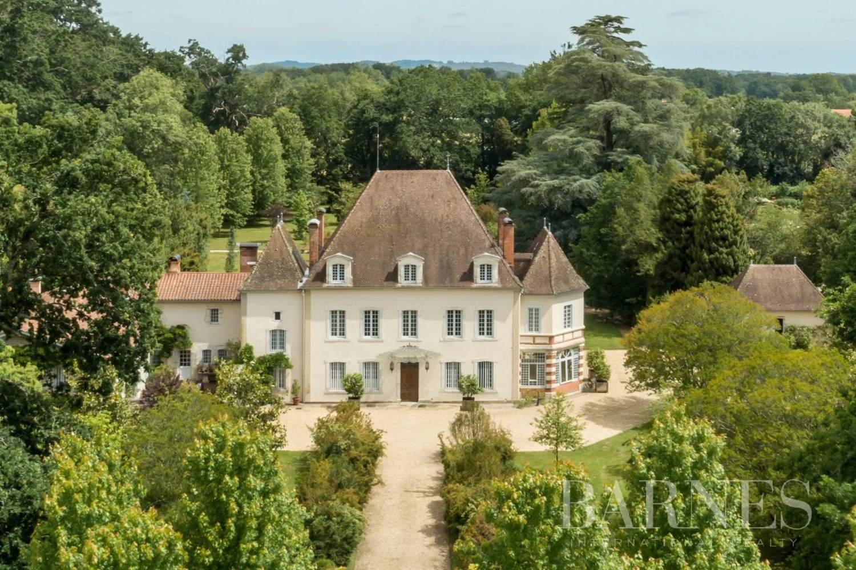 Saint-Laurent-de-Gosse  - Château 12 Pièces 10 Chambres - picture 2