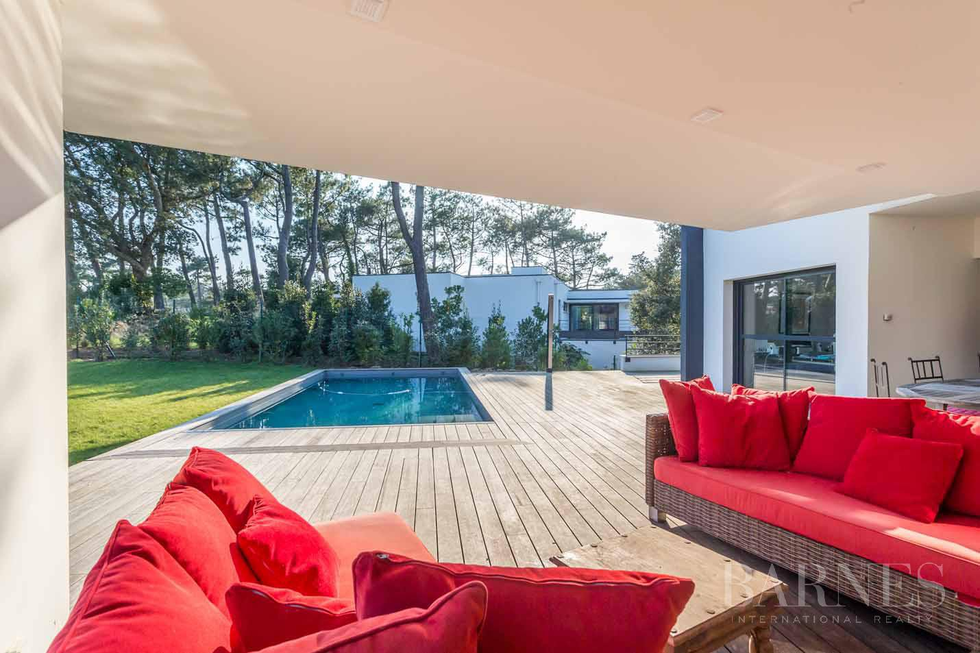 ANGLET CHIBERTA, CONTEMPORARY HOUSE WITH HEATED SWIMMING POOL picture 1