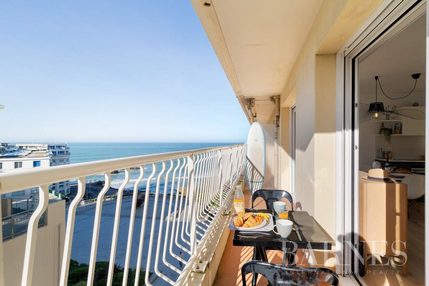 BELLEVUE - BIARRITZ, APARTMENT WITH SEA VIEW & BALCONY picture 8