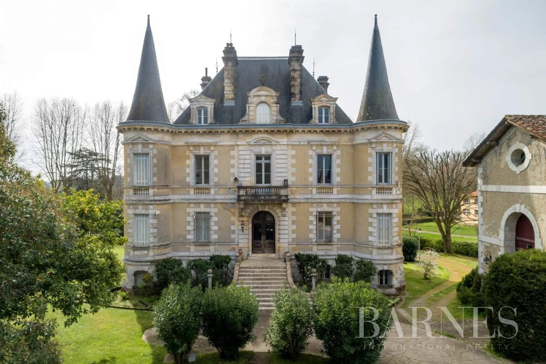 Peyrehorade  - Château 25 Pièces 14 Chambres - picture 2