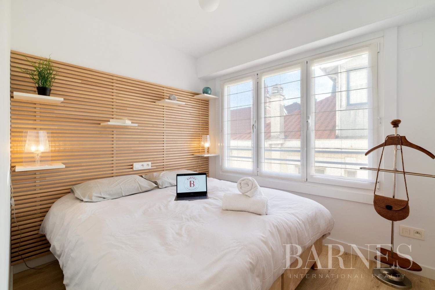 BELLEVUE - BIARRITZ, APARTMENT WITH SEA VIEW & BALCONY picture 5
