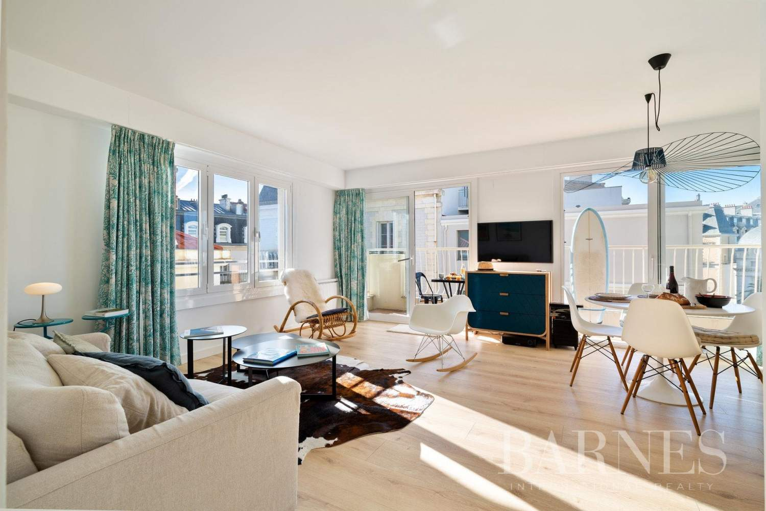 BELLEVUE - BIARRITZ, APARTMENT WITH SEA VIEW & BALCONY picture 2