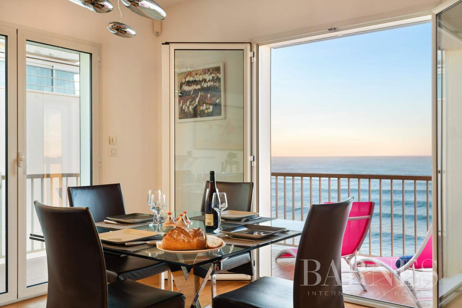 PANORAMA - IN THE HEART OF BIARRITZ RENOVATED APARTMENT WITH SEAVIEW FOR 4 PEOPLE picture 7