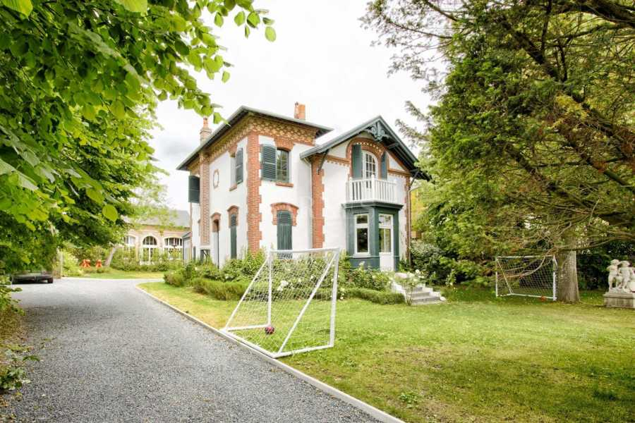 Tourgeville  - Villa 5 Bedrooms
