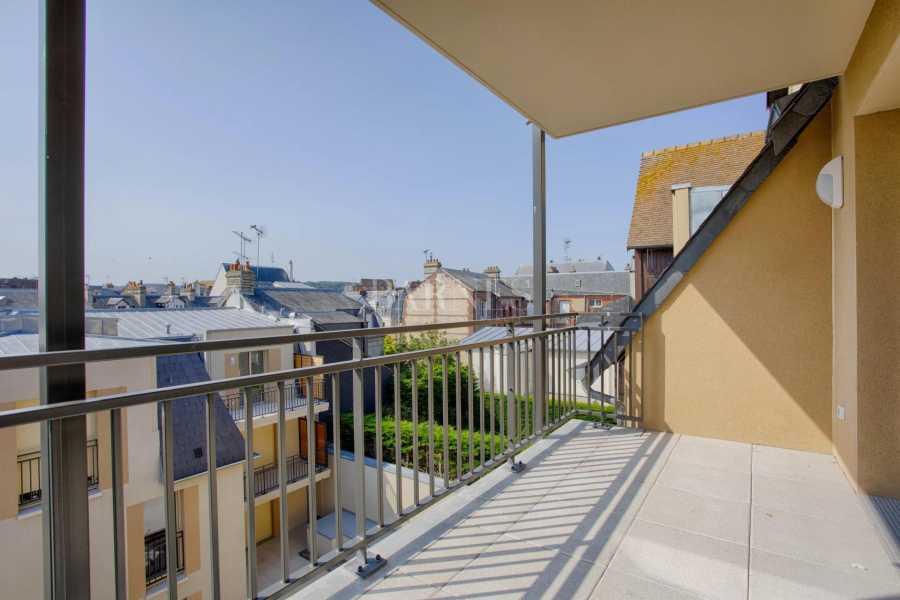 Deauville  - Appartement 3 Pièces 2 Chambres