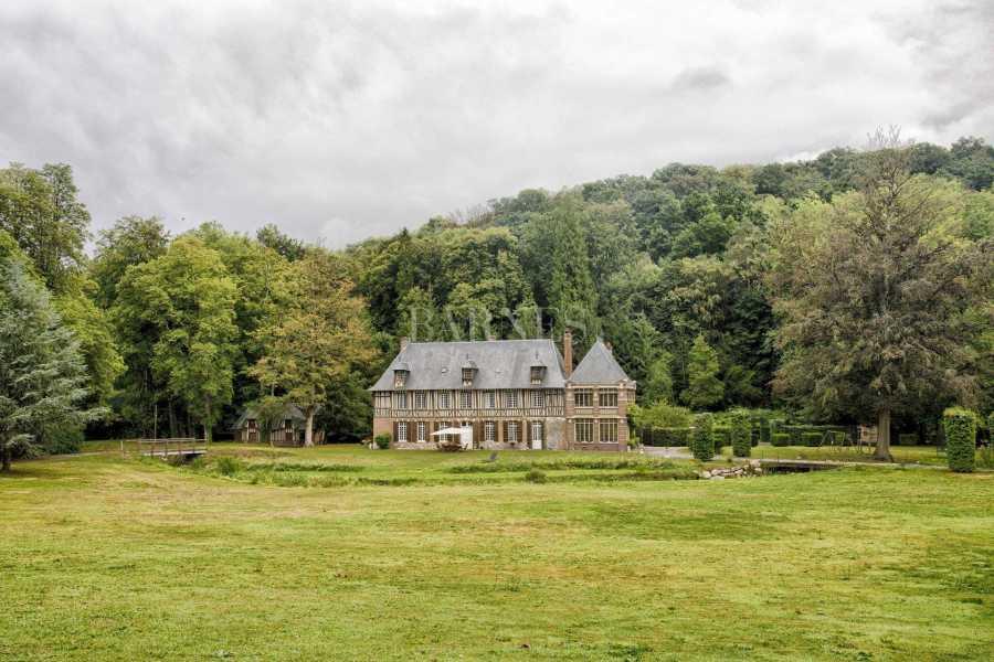 Manor house Pont-Audemer