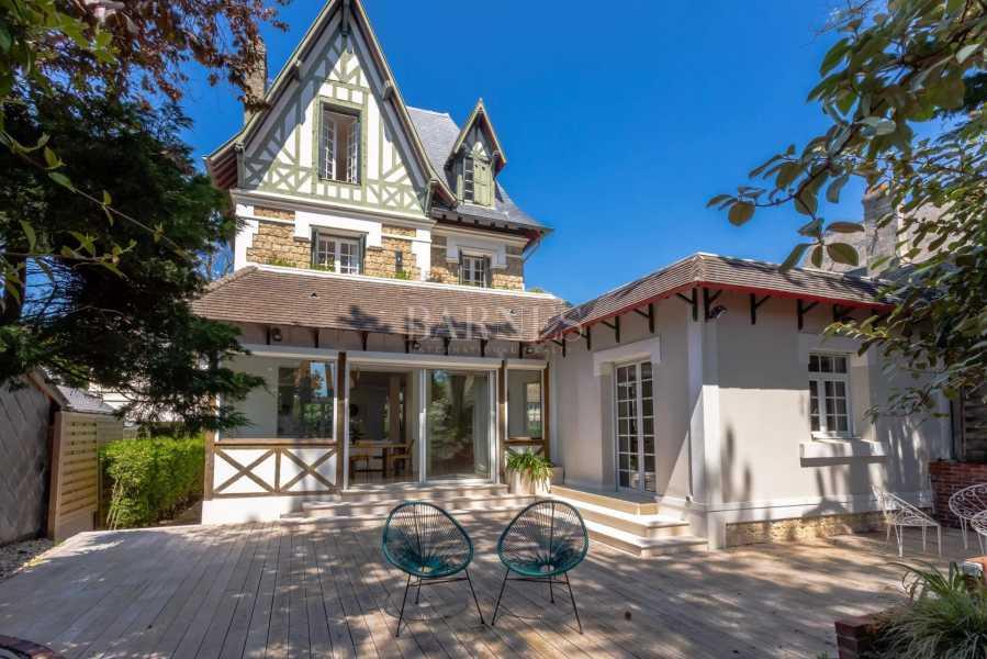 Villa secteur résidentiel calme de Deauville, proche de la plage picture 18