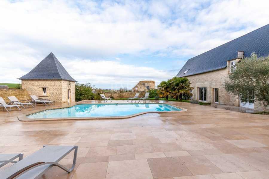 Arromanches-les-Bains  - Maison 23 Pièces 13 Chambres