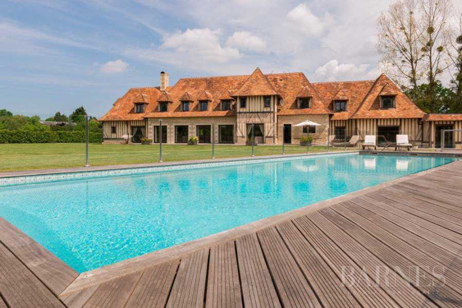 Deauville  - House 8 Bedrooms