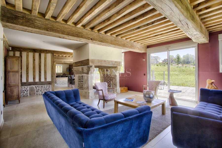 Houlgate  - Manoir 8 Pièces 6 Chambres