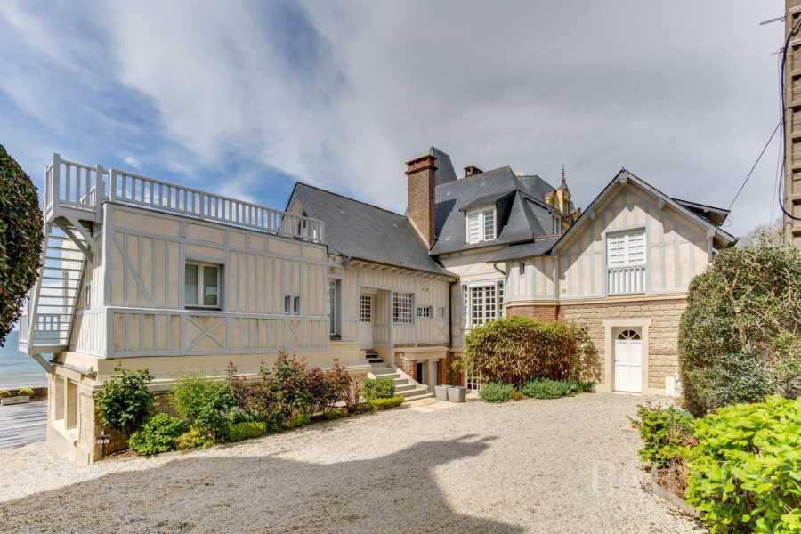 Trouville-sur-Mer  - House 5 Bedrooms