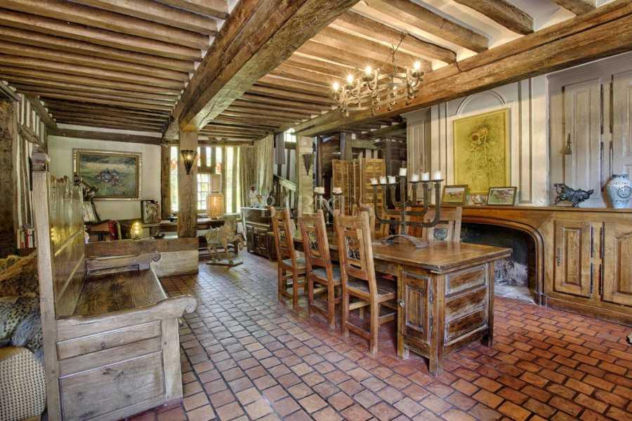 Biéville-Quétiéville  - Manor house 4 Bedrooms