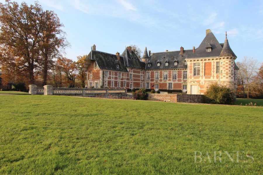Cormeilles  - Castle 12 Bedrooms