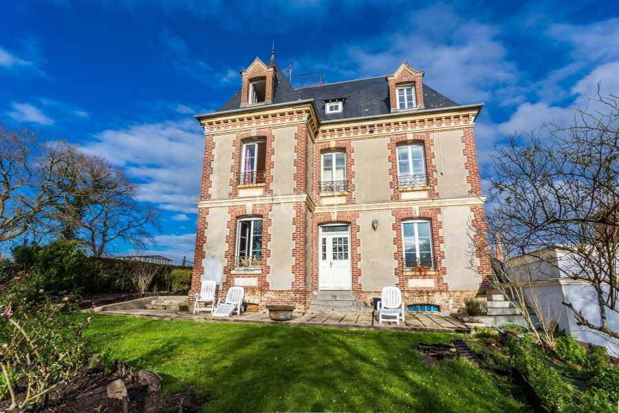 Trouville-sur-Mer  - Maison 7 Pièces 4 Chambres