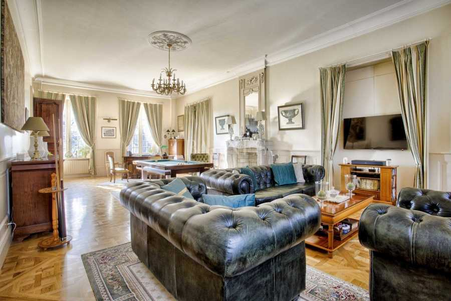 Valognes  - Palacete 12 Cuartos 7 Habitaciones
