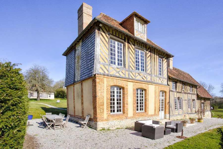 Deauville  - Manoir 12 Pièces