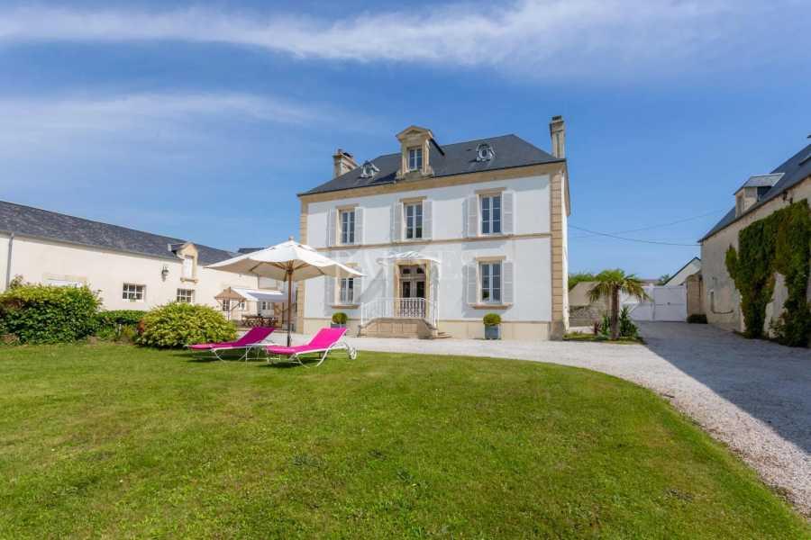 Bayeux  - Casa 9 Cuartos 7 Habitaciones