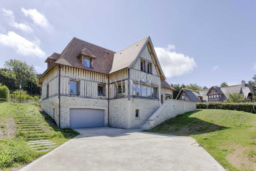 Deauville  - Villa 4 Bedrooms