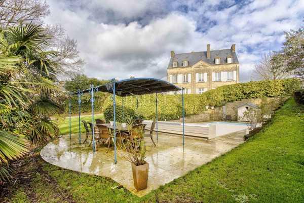Hôtel particulier Valognes  -  ref 4725415 (picture 2)